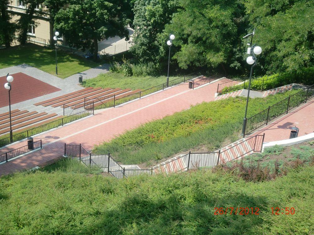 Park historyczny Gubin. Wykonawca firma Leszek Kułak 12