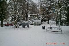 Park historyczny Gubin. Wykonawca firma Leszek Kułak 01
