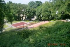 Park historyczny Gubin. Wykonawca firma Leszek Kułak 06