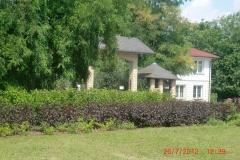 Park historyczny Gubin. Wykonawca firma Leszek Kułak 07