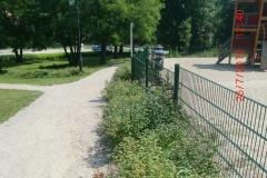 Park historyczny Gubin. Wykonawca firma Leszek Kułak 09