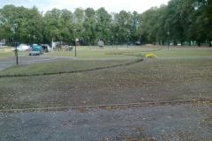 Park Popiełuszki Zgorzelec. Wykonawca firma Leszek Kułak 01