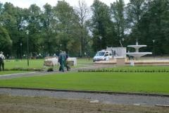 Park Popiełuszki Zgorzelec. Wykonawca firma Leszek Kułak 02