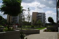 2015 Warszawa; Ursynów osiedle Vita Parc. firma Leszek Kułak